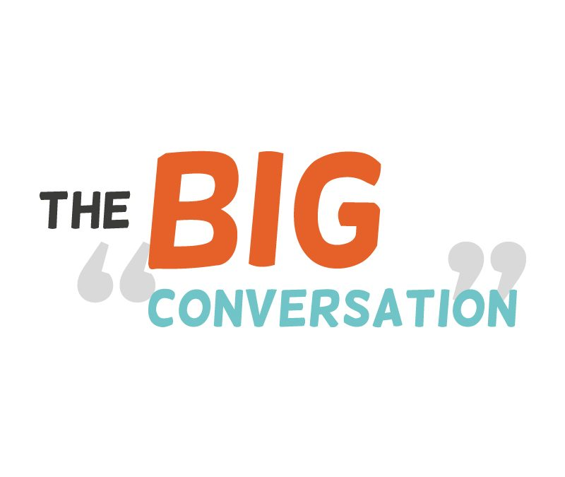 A Big Conversation 2021 – A survey on young people's thoughts and experiences
