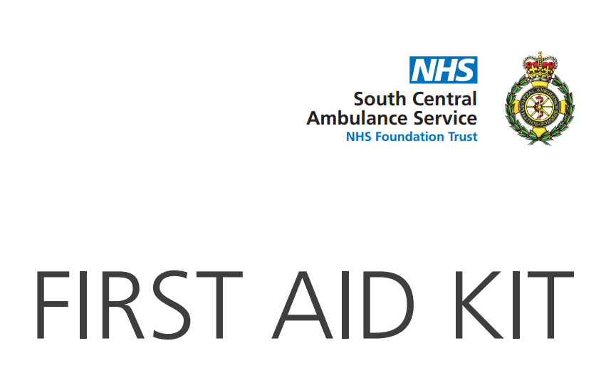 First Aid Kit Guide