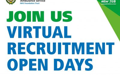 Virtual Recruitment Open Days 2021